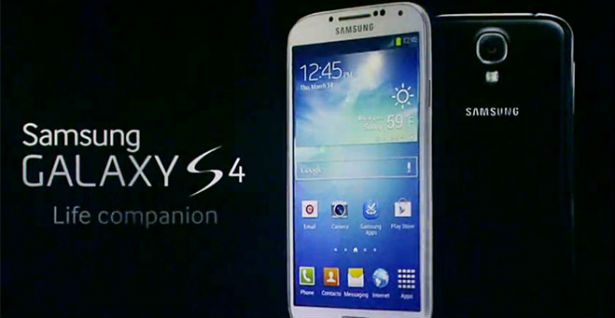 Predstavljen Samsung Galaxy S4 (VIDEO)